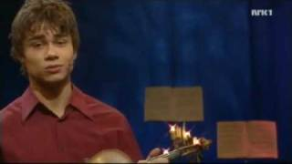 Watch Alexander Rybak Tell Me When video