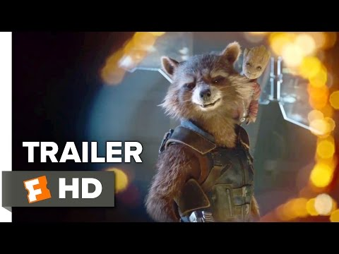 Guardians of the Galaxy Vol. 2 Official International Trailer 1 (2017) - Chris Pratt Movie