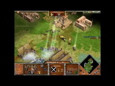 Estrategias: Nordicos - Tutorial - Age of Mythology The Titans - En español