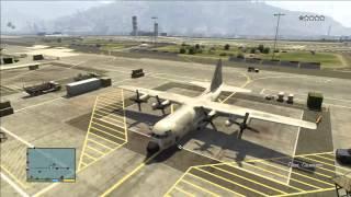 GTA 5 - Военная база !!!