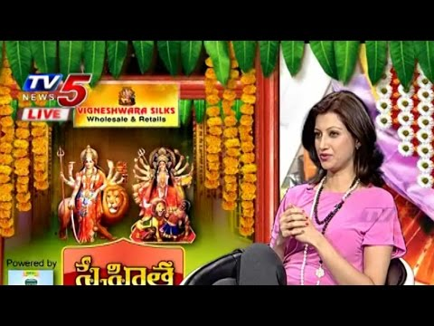 "Hamsa Nandini Sharing "" Loukyam Movie"" Experiences"