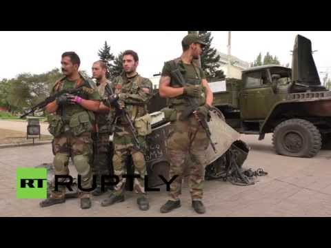 Ukraine: French DPR fighters say 'victory just a matter of time'