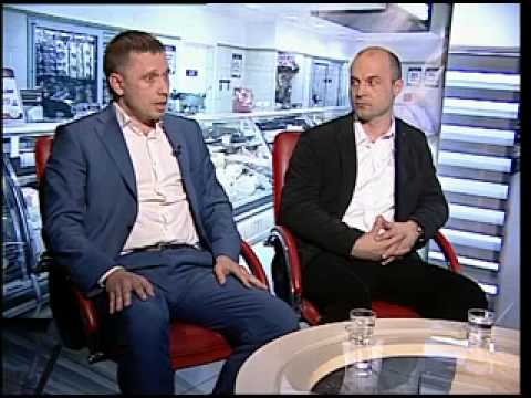 Retail нашего времени - Сергей Савонькин и Николай Шаманов
