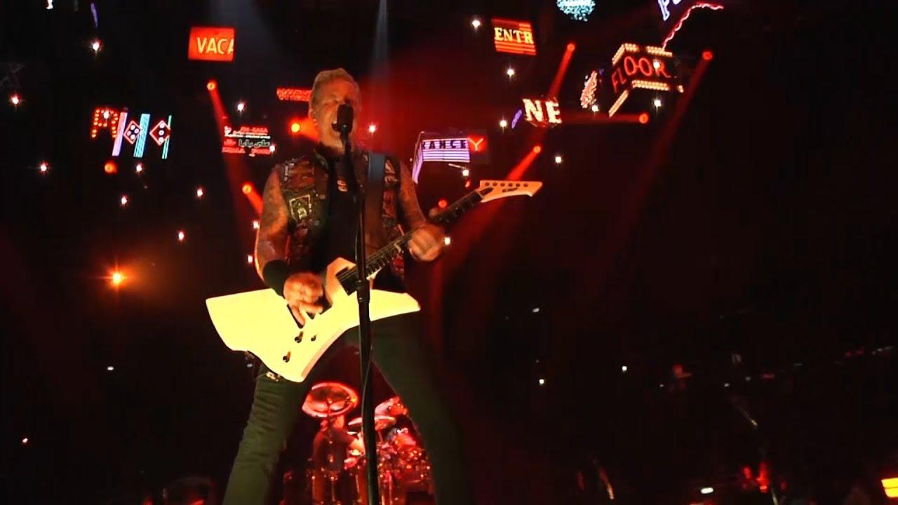 Metallica: Moth Into Flame (MetOnTour - Copenhagen, Denmark - 2017)