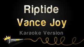 Vance Joy Riptide Karaoke Version