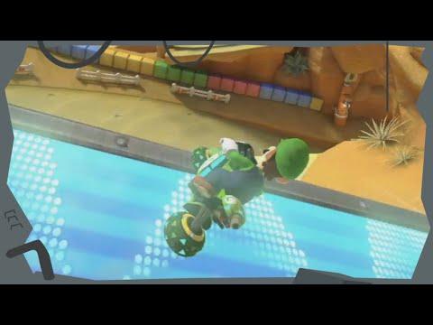 Digressing & Sports Commentary Mario Kart 8 (14) - 200cc Wonders