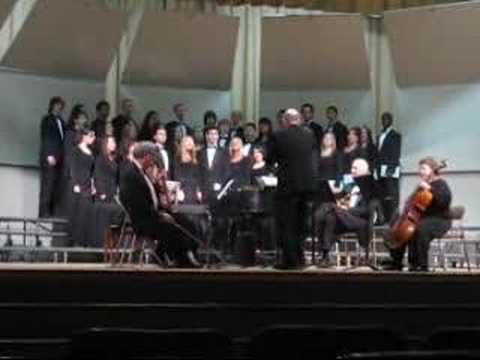 Peabody Veterans Memorial High School Chorale - O Nata Lux