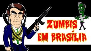 ZUMBIS EM BRASÍLIA!