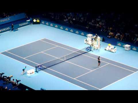 Djokovic v Del Potro World Tour Final 2013 - Lumia 1020 Video HQ - Final Game