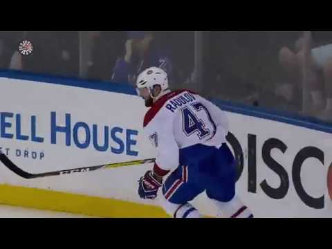 Рейнджерс – Монреаль (17.04.17) Александр Радулов–ГОООЛ! плюс голевая передача...