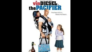 Previews From The Pacifier 2005 DVD