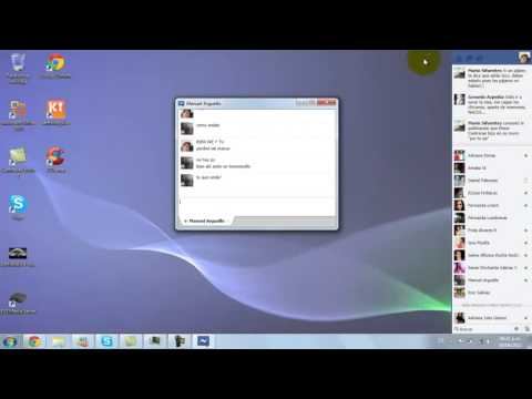 Facebook Messenger para Windows Tutorial HD