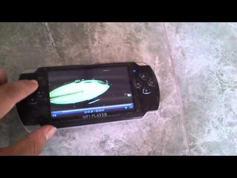 [Tutorial] MP5 PMP PSP Específicaciones
