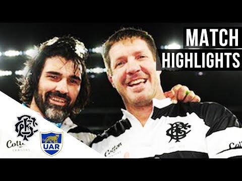 Barbarians v Argentina - Full Match Highlights