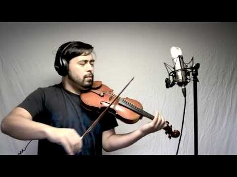 MAGIC! - Rude - Violin Cover by David Wong