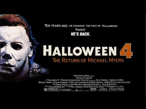 Halloween 4: The Return Of Michael Myers (1988) My Official Reaction