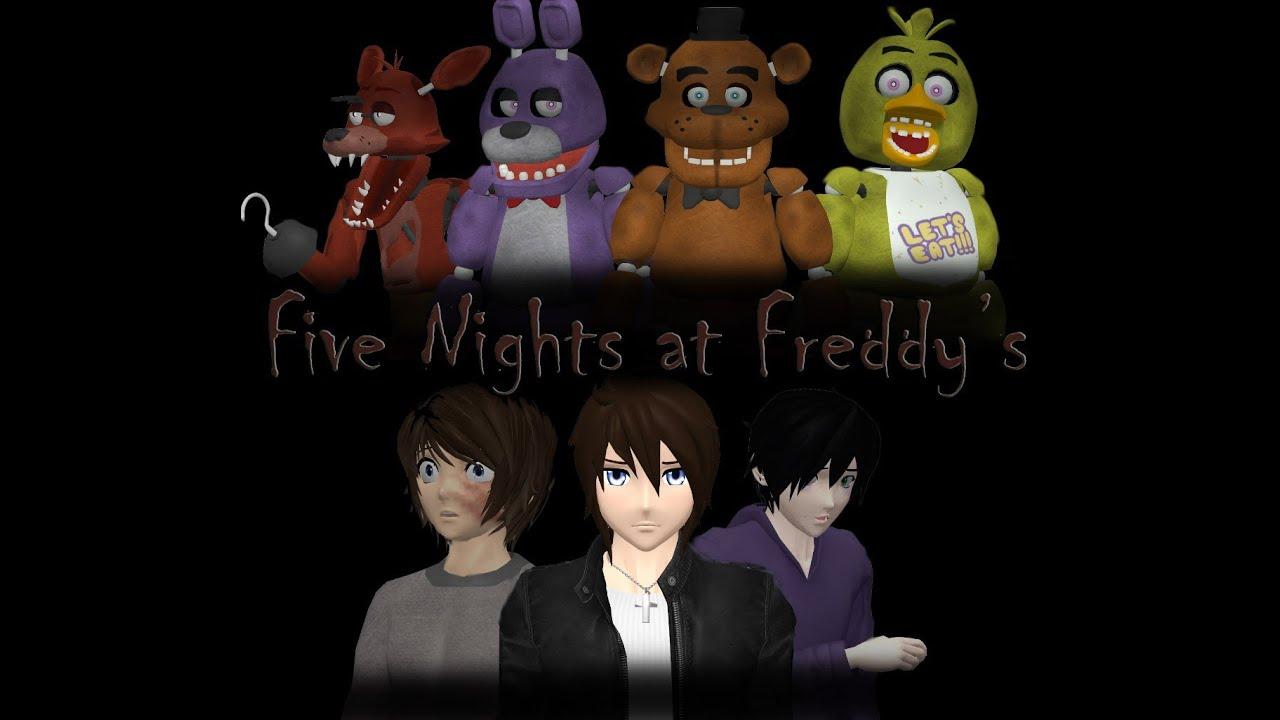 Песня из five nights at freddys скачать