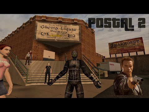 Postal 2 - SO MUCH FUNNY