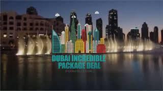 dubai incredible package deal | eurasia holidays