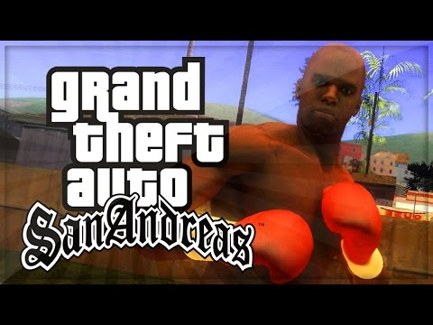 GTA: San Andreas Sports Fighting Arcade Games GTA 5 Online Gameplay HD PART 2