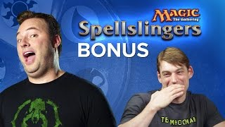 Gag Reel! Day [9] vs. Alan Tudyk, Ryon & Felicia Day in Magic: The Gathering: Spellslingers
