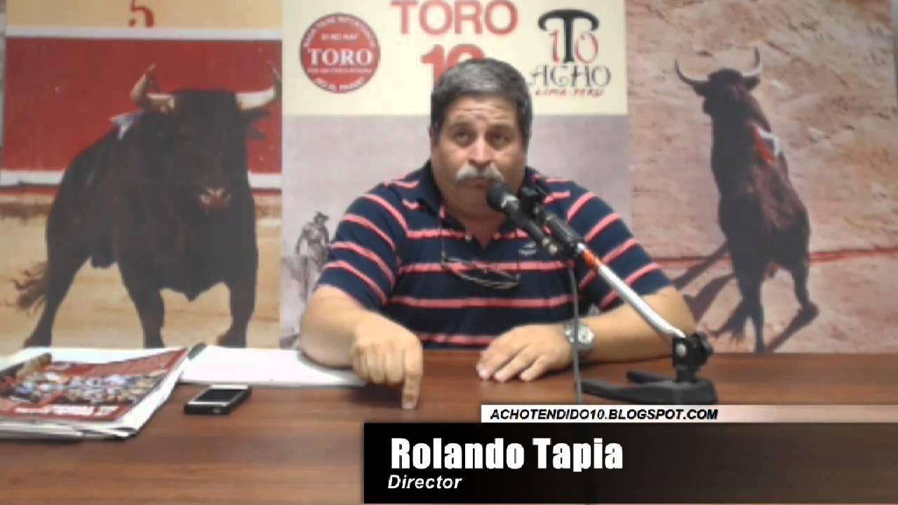 Toro Tendido 10 (23.03.15)