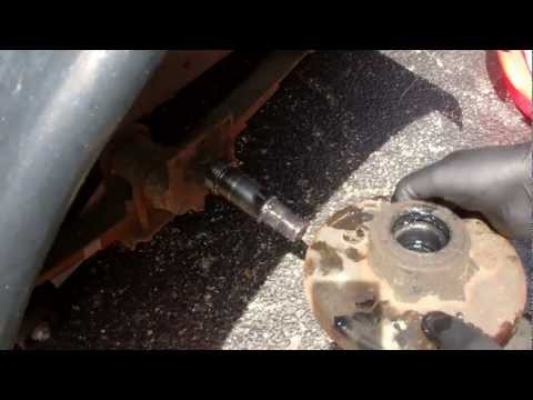 How to Repack Trailer Bearing and Seals (Part 1 of 2)