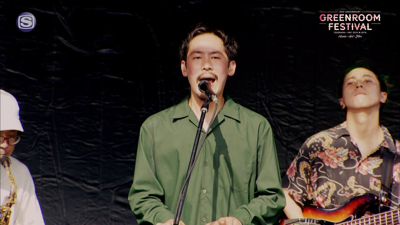 "TENDRE - 「GREENROOM FESTIVAL'19」から""RIDE""のライブ映像を期間限定公開 thm Music info Clip"