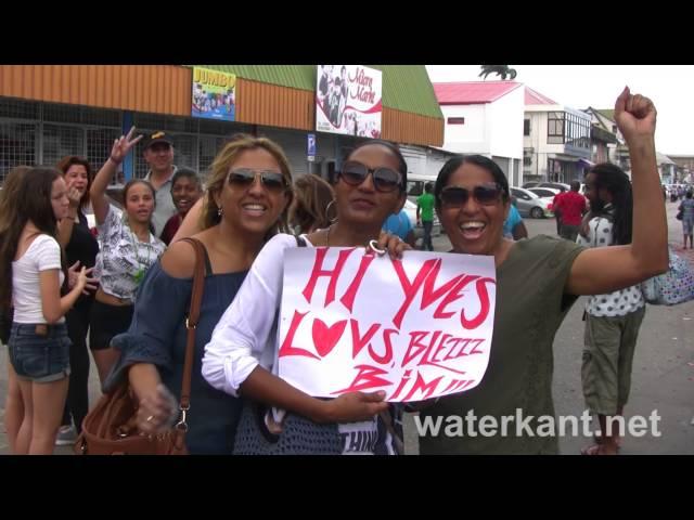 Summertime Madness in December (Owru Yari 2014 in Suriname)