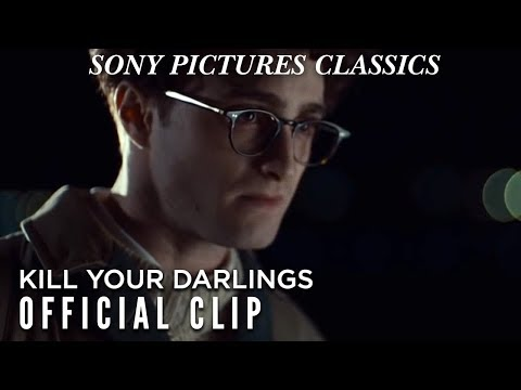 Kill Your Darlings Clip #4 - Boating