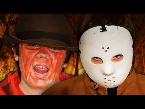 Freddy vs Jason - Epic Rap Battle Parodies Season 2 Music Videos