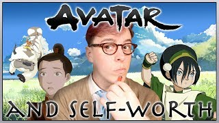 What AVATAR: THE LAST AIRBENDER Can Teach Us About Self-Worth - Cartoon Therapy| Thomas Sanders