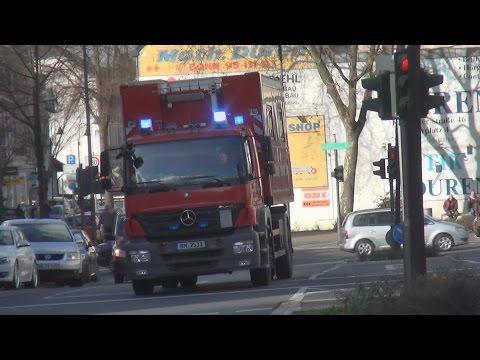 WLF 1 AB-Einsatzleitung BF Bonn FW 1