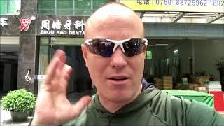 Needing a Dentist in China