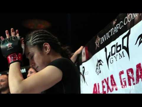 All Angles: Alexa Grasso vs. Alida Gray