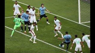 FIFA World Cup 2018 - Uruguay v Saudi Arabia - Match 18 Highlights