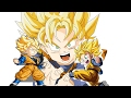 Dokkan Awakening The Family Kamehameha Goten Super Attack Dragon Ball Z Dokkan Battle mp3