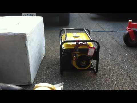 Generator sound box