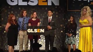 GLSEN's 2019 GSA of the Year