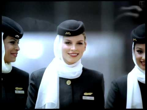 ETIHAD s first Global Campaign