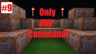 Minecraft: Cupcakes! | Only One Command | 100 Subscriber Special!
