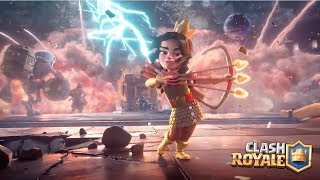 FULL HD Clash Royale Movie [2018] | New Fan Edit Animations | Best Clash Commercials