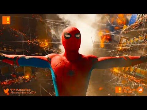 Cine-Spiderman: De Regreso a Casa - Trailer #3