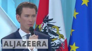 Austria election: People's Party declares victory