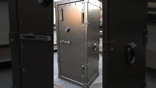 Antique Chest Finish with Magnum Package | Best Looking Custom Safes | Sturdy Gun Safe