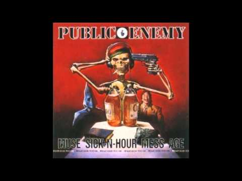 Public Enemy - Live and Undrugged Pt. 1 & 2