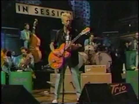 The Brian Setzer Orchestra - Sessions At West 54th (Live)