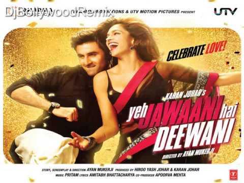 Ghagra REMIX Song - Yeh Jawaani Hai Deewani (2013)