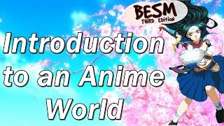 Big Eyes Small Mouth | BESM Episode 1 | Welcome to an Anime and Manga World