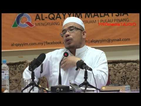 05-09-2013 Dr. Asri Zainul Abidin, Makkah Dan Madinah Tidak Dimasuki Dajjal video